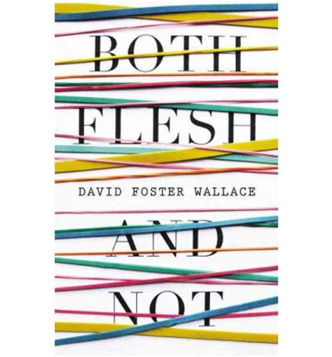David Foster Wallaces The Depressed Person: Self-hate